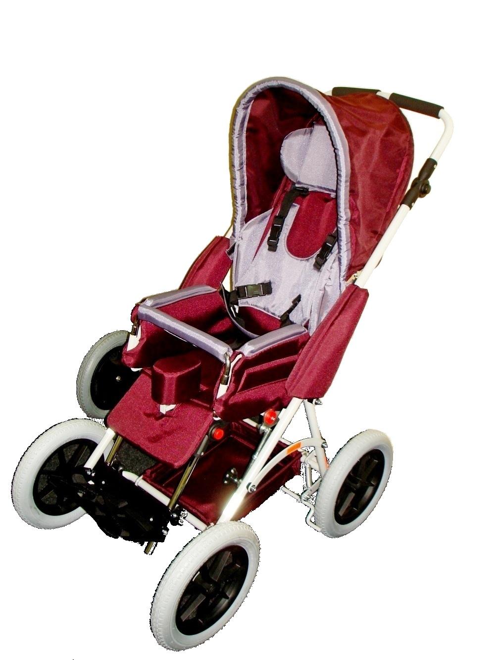 Инвалидные коляски для детей прогулочные фото
